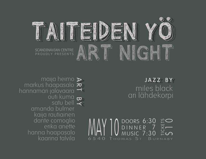 Art + Jazz Night